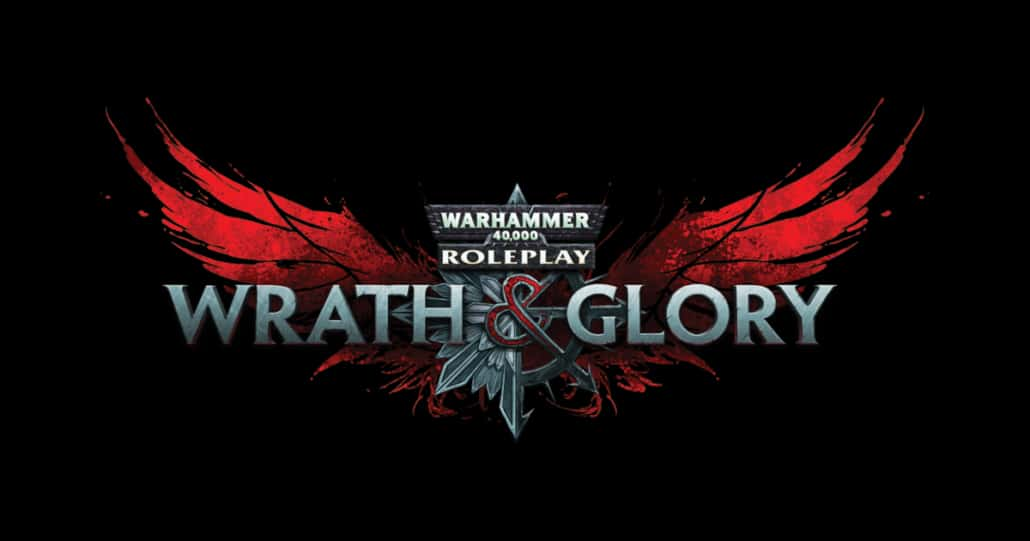 Wrath & Glory Logo